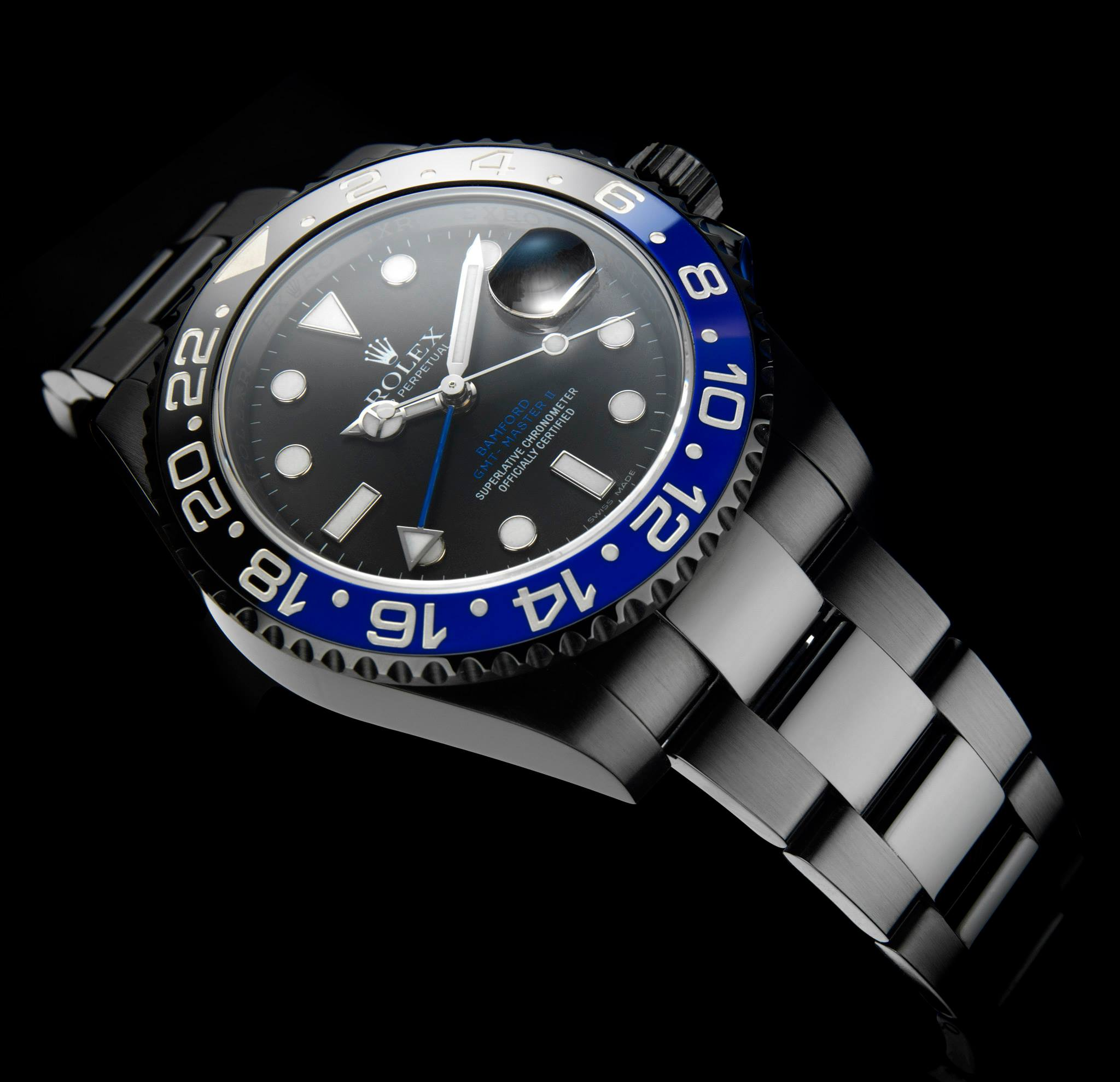 High End Rolex Gmt Master Ii Replica Watches